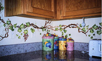 cathie urquhart murals kitchens and baths